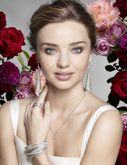 Miranda Kerr is the Face of the Swarovski Fall/Winter 2013 Campaign - Sexy Balla | News Daily About Sexy Balla | Scoop.it