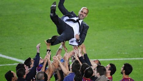 Pep Guardiola runs on Catalan independence ticket - BBC News | AC Affairs | Scoop.it
