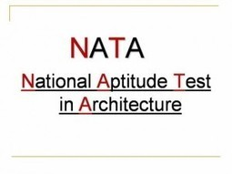 NATA Sample Papers with Solution & Previous question papers PDF | www.blog.oureducation.in | Scoop.it