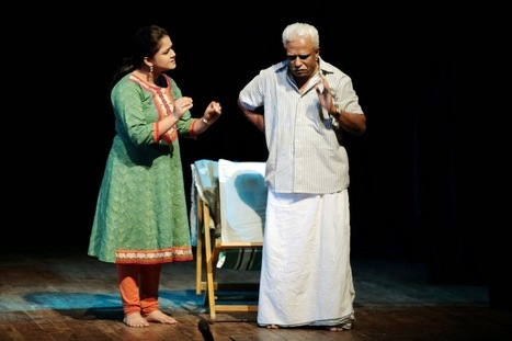 South Social Stage: Gati (Kannada  Play) - 'Not-Dead Yet' but 'Alive' | South Social Stage : Blog | Scoop.it
