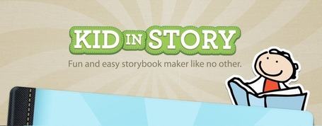 Kids' storybook maker | iGeneration - 21st Century Education | Scoop.it