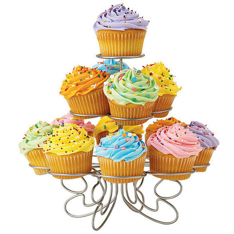 ATTRACTIVE CUP CAKES! | Cake Designs | Scoop.it