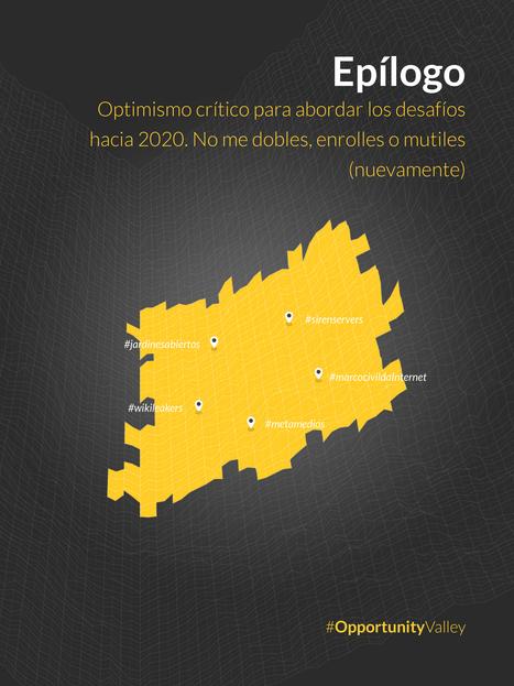 La dimensión política ignorada de cultura digital | Hugo Pardo Kuklinski | Clicks | Scoop.it