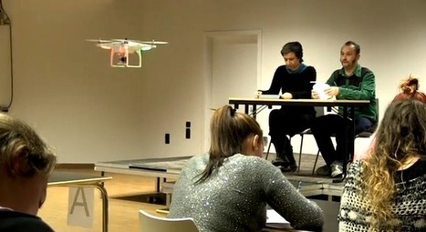 School invests in drone technology to stop exam cheats | Education Technology and Mobile Learning | Scoop.it