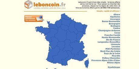 "La France au miroir du ""Bon Coin"" 