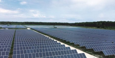 L'Aquitaine, premier parc photovoltaïque de France - Sud Ouest | Energies Renouvelables scooped by Bordeaux Consultants International | Scoop.it