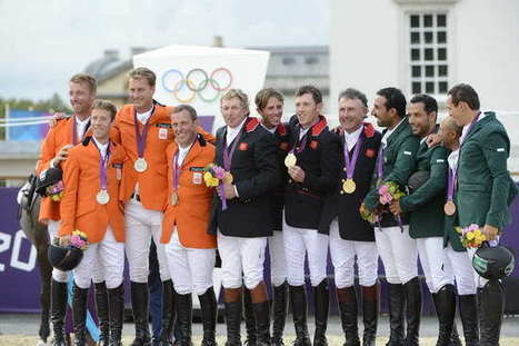 Great Britain takes Olympic jumping gold in two-way showdown thriller | Equestrian Olympics 2012 | Scoop.it