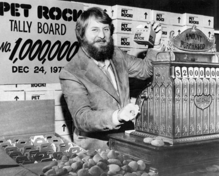 Gary Dahl, Inventor of the Pet Rock, Dies at 78 | Kitsch | Scoop.it
