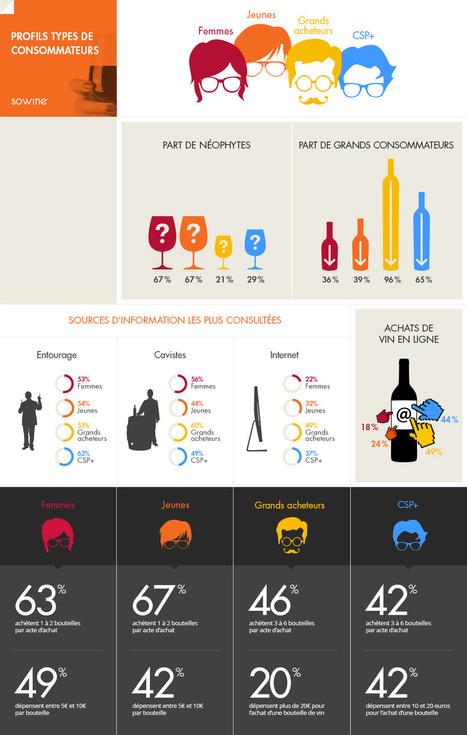 Baromètre SOWINE/SSI 2014 : les Français, le vin et le web | Grande Passione | Scoop.it