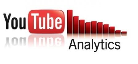 Youtube propose des Analytics avec compteur de Vues en temps réel - #Arobasenet | Le marché de la vidéo en ligne | Scoop.it