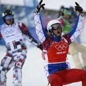 Sotchi 2014 : de l'or pour Pierre Vaultier en snowboardcross   La revue de presse des élèves de 2nde-Semaine B   Scoop.it