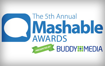 Announcing the 2011 Mashable Awards Finalists | New Digital Media | Scoop.it