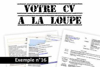 Comment faire un CV en anglais | Réussir son CV | Scoop.it