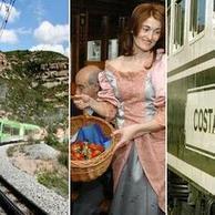 Los diez viajes en tren más originales de España | Turismo en España | Scoop.it