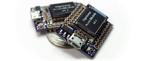 Oak by Digistump: Wi-Fi for all things! (Arduino Compatible) | Open Source Hardware News | Scoop.it