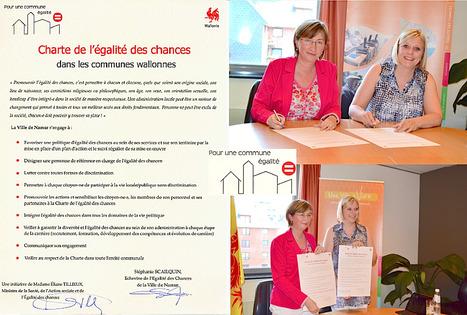 La Charte de l'Egalite des Chances | egalite des chances | Scoop.it