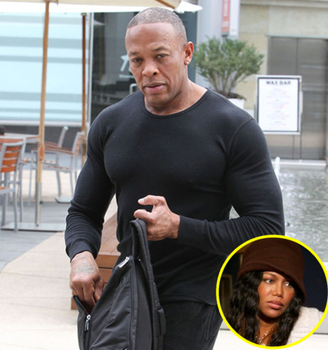 Dr. Dre Breaks Michel'le Nose Forcing Her To Get Plastic Surgery, Michel'le Accuse Dre Of Punching Her In The Nose! - Video Inside | GetAtMe | Scoop.it