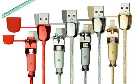 Lightning Cable Coupon Code - Get LeadBuddy DUO For $2.99 - | The Daily Tech Coupon Code Buzz | Scoop.it