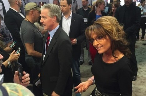 Sarah Palin on New GOP Majority: 'It's Not Just the New England Patriots Who Are Dealing with Deflated Balls' | Things America | Scoop.it