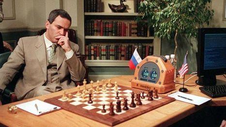 Disney prépare un film sur la défaite de Kasparov contre IBM - Le Figaro   FRME   Scoop.it