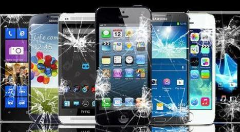 Companies  To Look For To Fix Damaged Smartphone Screens in WV | The Mobile Spa | Scoop.it