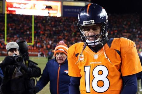2013 NFL Playoffs Film Study: Peyton Manning's Overtime INT - Mile ... | NFL Playoffs | Scoop.it