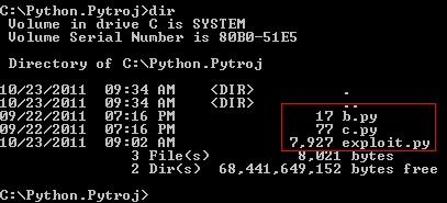 This Python Has Venom! | Symantec Connect Community | Python Tips | Scoop.it