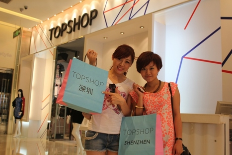 Topshop explores sites for first mainland China store - FT.com   BUSS 4   Scoop.it