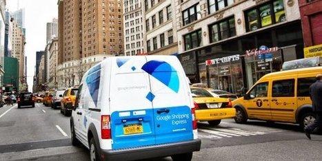 Pourquoi Google cherche tant à rivaliser avec Amazon dans le commerce | Réussissez votre e-logistique | Scoop.it