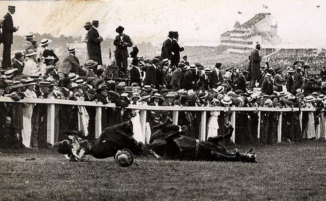 Centenary of Emily Wilding Davison's death to be marked by plaque at Epsom - Telegraph   Suffragettes   Scoop.it