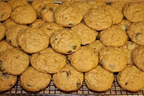 Great Pumpkin Cookies Recipe from Cooklime | Healthy Eating - Recipes, Food News | Scoop.it