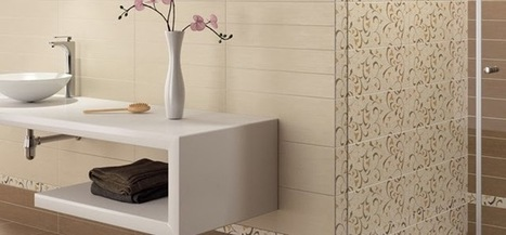 carrelage salle de bain | decoration salle de bain | Scoop.it