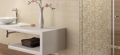 carrelage salle de bain | deco salle de bain | Scoop.it