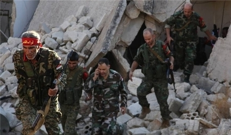 Report: Hezbollah Sending More Fighters to Syria to Help Army in Aleppo, Idlib Battles | About Geopolitics | Scoop.it