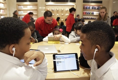 How the Coding Craze Could Lead to 'Technical Ghettos' | iPads, MakerEd and More  in Education | Scoop.it