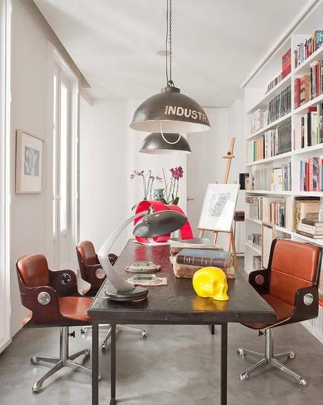 Mélange tranquille | | PLANETE DECO a homes worldPLANETE DECO a homes world | Immobilier | Scoop.it