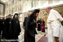 Avanzar con renovada fraternidad y amistad en el diálogo,  la colaboración y el ecumenismo, alienta el Papa | Casa de la Sabiduría | Scoop.it