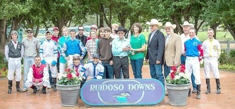 Former Jockey Kenny Hart Receives American Quarter Horse Hall of Fame Pin at Ruidoso Downs | Horse Racing News | Scoop.it