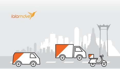 Things you didn't know about deliveries in Asia [infographic]   Ecommerce logistics and start-ups   Scoop.it