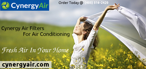 The CynergyAir Filter System For Air Conditioner | CynergyAir | Scoop.it