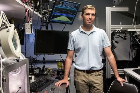 Engineer Sees Big Possibilities in Micro-robots, Including Programmable Bees | Chasing the Future | Scoop.it