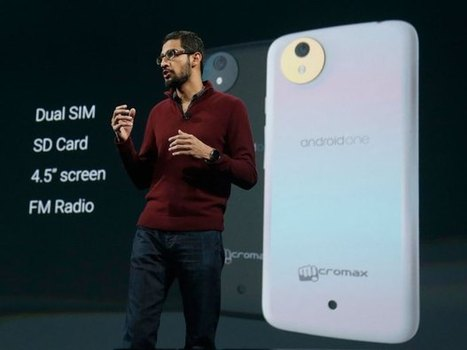 How Google Inc's new Android ambitions will take the fight to BlackBerry Ltd | Android: The Free Way To Get Mobile | Scoop.it