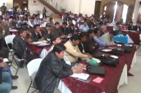 Bolivia: Debaten sobre la gestión del riesgo de desastres y emergencias | Gestión del Riesgo de Desastres | Scoop.it