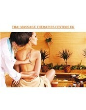THAI MASSAGE THERAPIES CENTERS UK   Massage Info  - Promote Your Business Online Now   Scoop.it