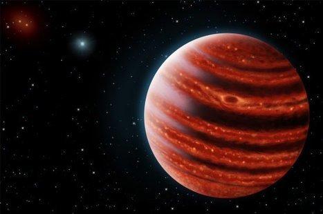 Jovem Júpiter desafia teorias de formação planetária | tecnologia s sustentabilidade | Scoop.it