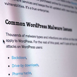 How To Protect WordPress from Intrusion: Your Must-Read Checklist | Everything Marketing You Can Think Of | Scoop.it