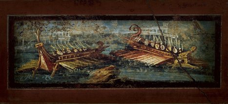 La campaña de Pompeyo contra los piratas   Mundo Clásico   Scoop.it