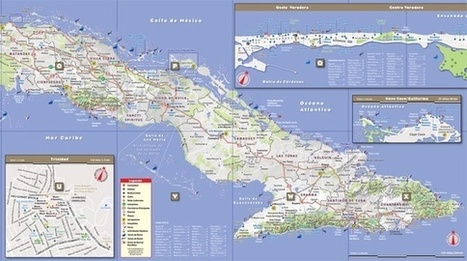 In Cuba, Maps Make a Comeback | Regional Geography | Scoop.it