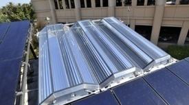 Aria condizionata grazie all'energia solare: Rimini sperimenta il Solar Cooling. Risparmi energetici e niente gas nocivi   altarimini.it   Pulizia Impianti Fotovoltaici   Scoop.it