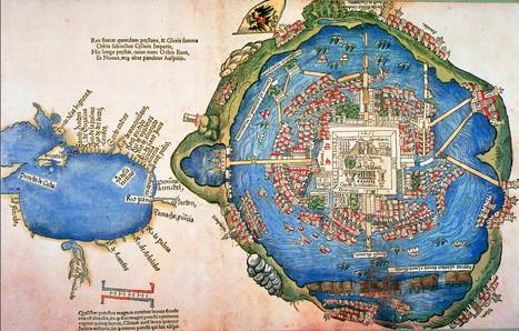La ville fantôme de la conquête aztèque | Merveilles - Marvels | Scoop.it